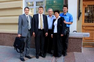 Haglof у Києві
