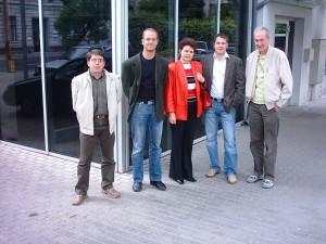Haglof і ми 2006